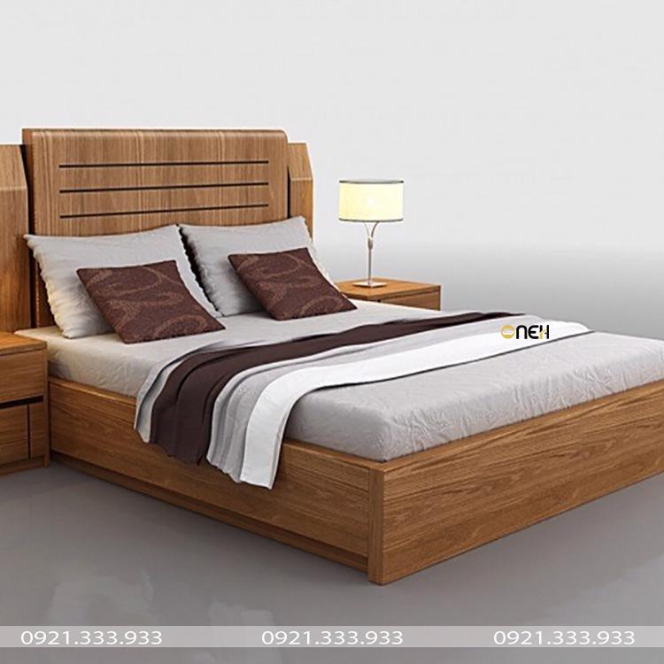 Giường ngủ vợ chồng nhiều kiểu dáng khác nhau