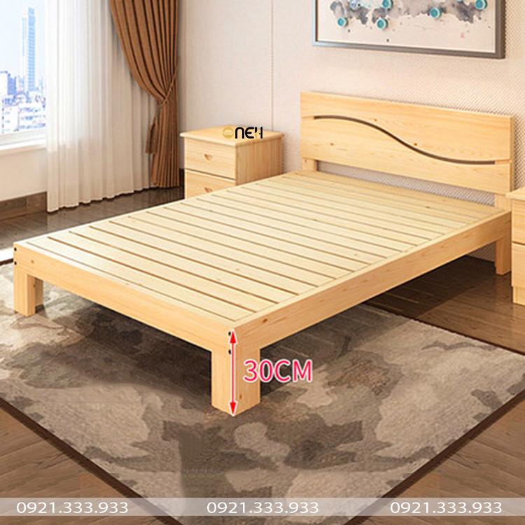 Giường ngủ có sẵn giá rẻ