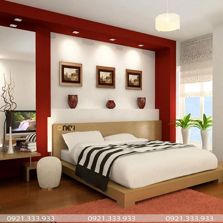 Giường ngủ vợ chồng có nhiều kiểu khác nhau