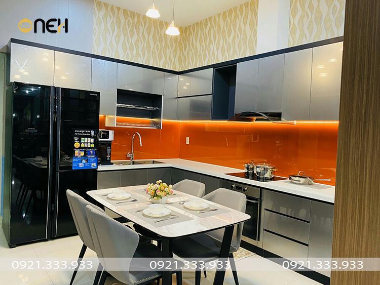 Trang trí nhà bếp theo màu sắc