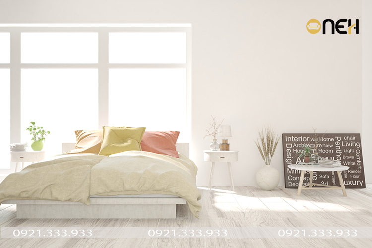 Trang trí phòng ngủ phong cách thiết kế đơn giản