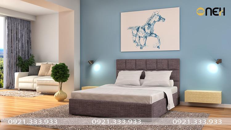Trang trí phòng ngủ cho không gian sống hiện đại
