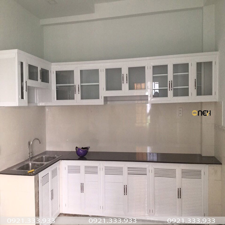 Tủ bếp inox có độ bền cao