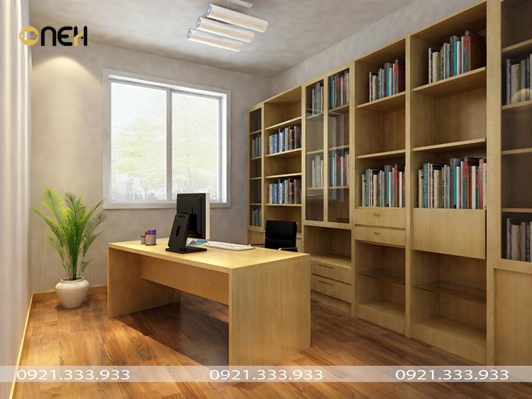 Thiết kế, đóng nội thất theo yêu hiện đại, ấm áp