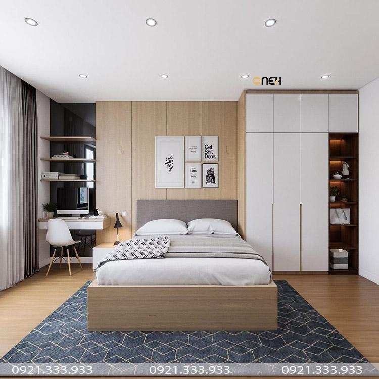 Xu hướng nội thất hiện đại, các vật dụng được trang trí tối giản