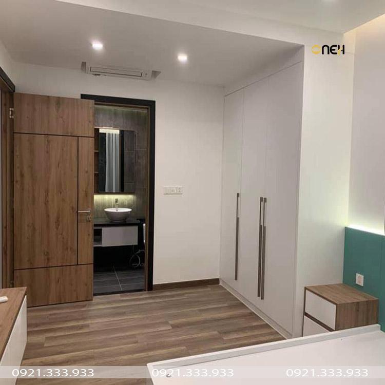 Tủ quần áo âm tường phù hợp nhiều không gian khác nhau