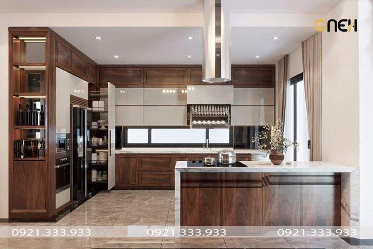 Đồ gỗ nội thất thiết kế phù hợp nhiều phong cách